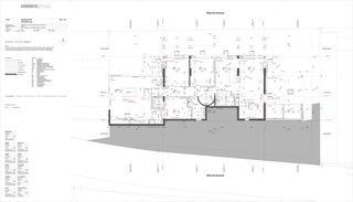 Grundriss Erdgeschoss Chillblue von SimmenGroup AG