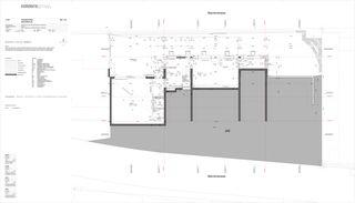 Grundriss Parkgeschoss Chillblue von SimmenGroup AG
