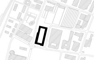 Situation Hochbord de Fischer Architekten AG