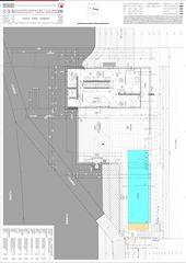Plan EG Casa secondaria von Studio d'architettura Ernesto Bolliger
