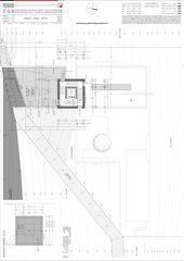 Plan Dachgeschoss Casa secondaria von Studio d'architettura Ernesto Bolliger