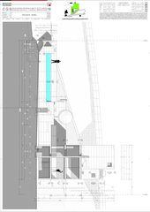 Nordfassade Casa secondaria von Studio d'architettura Ernesto Bolliger