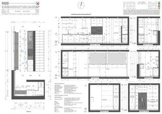 Küche Casa secondaria von Studio d'architettura Ernesto Bolliger