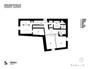 Dachgeschoss Trovatello von KREN Architektur AG