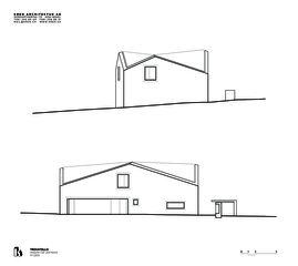 Ansichten Trovatello von KREN Architektur AG