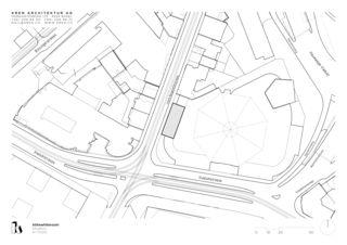 Situation Inthewhiteroom von KREN Architektur AG