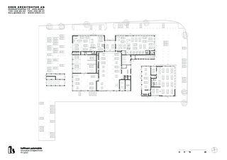 rez-de-chaussée hoffmann automobile aesch de KREN Architektur AG