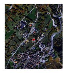 Situation Villa Drône von Architecte EPFL/SIA<br/>
