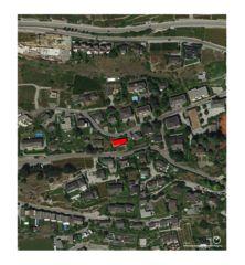 Situation Villa Sion de Architecte EPFL/SIA<br/>