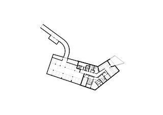 Untergeschoss Golfhaus Meggen von GKS Architekten Generalplaner AG