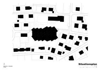 Situationsplan Schule Port von Skop GmbH