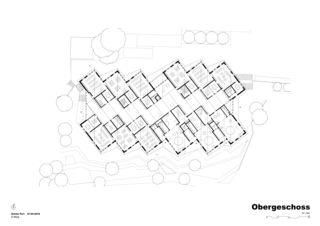 Obergeschoss Schule Port von Skop GmbH