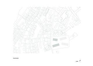 Situation Martinshöhe de UNIT Architekten AG