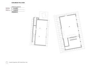 Grundriss Erdgeschoss Ersatzneubauten Lüssihof, Zug von Graber Pulver Architekten AG