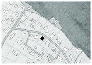Situationsplan Haus U von Becker & Umbricht Architekten