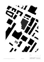 Plan de masse Gesamtsanierung und Büroausbauten MEDIENPARK, Zürich de Gutknecht Jäger Architektur GmbH