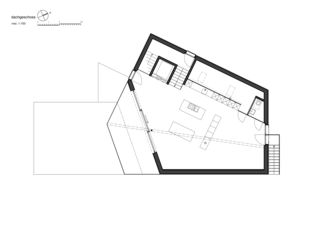Dachgeschoss 7 1/2 Zimmer Stadtvilla von bauwelt architekten ag