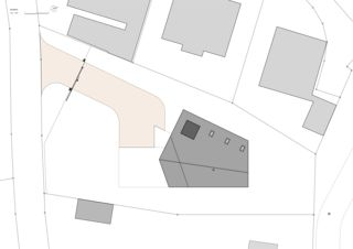 Situation 7 1/2 Zimmer Stadtvilla de bauwelt architekten ag