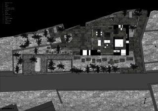 Plan 1 Haus C de Studio d'architettura wdmra<br/>