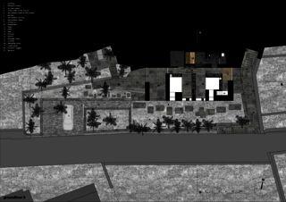 Plan 0 Haus C de Studio d'architettura wdmra<br/>