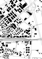 Suurstoffi 22 Situation Bürogebäude Suurstoffi 22 von Burkard Meyer Architekten BSA