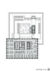 Suurstoffi 22 Grundriss 7. OG Bürogebäude Suurstoffi 22 von Burkard Meyer Architekten BSA