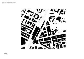 Rudolfstrasse_Situation Neubau Büro- und Wohngebäude Winterthur von Graf Biscioni Architekten AG