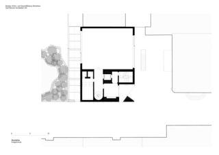 Rudolfstrasse_EG Neubau Büro- und Wohngebäude Winterthur von Graf Biscioni Architekten AG