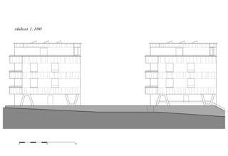 sud-est Überbauung Opus de indra+scherrer architektur