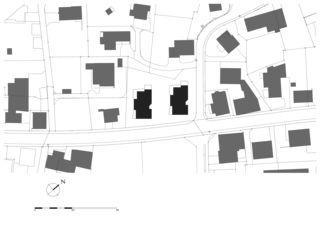 situation Überbauung Opus de indra+scherrer architektur