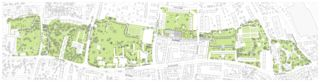 plan situation Schulzentrum Chandieu de Architectes epfl fas<br/>
