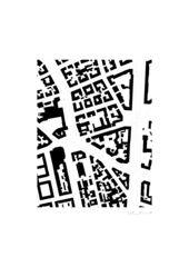Situationsplan 1:500 Vertikalität als Konzept – Ein Wohnhochhaus von