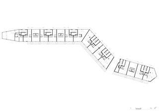 Rez de chaussée Giesshübel - Gleis 3 de burkhalter sumi architekten