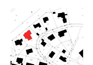 Situation Einfamilienhaus Waldrietstrasse de Marazzi + Paul Architekten AG