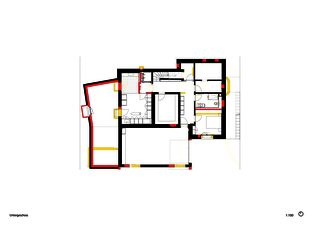 Sous-sol Einfamilienhaus Waldrietstrasse de Marazzi + Paul Architekten AG