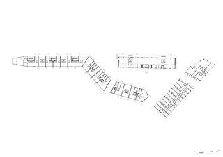 Erdgeschoss Arealüberbauung Giesshübel von Architekten ETH/ BSA/ SIA/SWB<br/>