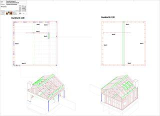Detail Bootshaus in Hilterfingen von Marazzi + Paul Architekten AG