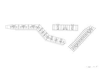 Regelgeschoss Arealüberbauung Giesshübel von Architekten ETH/ BSA/ SIA/SWB<br/>