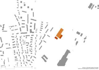 Situation Büro- und Produktionsgebäude von Architekten ETH SIA BSA<br/>