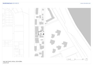 Situation WAP Art Space de Studio d'architettura<br/>