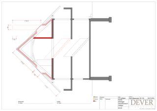 Schnitt A Sanierung Stöckli von Dever GmbH
