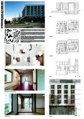 A0 Layout Erweiterung Gesundheitszentrum Dielsdorf von Bob Gysin + Partner BGP Architekten ETH SIA BSA