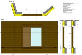 Fenêtre 20 WOHN-UND GESCHÄFTSHAUS I BAHNHOFSTRASSE 53 I 3400 BURGDORF BE de MIRRA ARCHITEKTEN AG