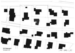 Schwarzplan FL9 von Polygon Architektur