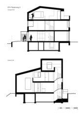 Schnitte FL9 von Polygon Architektur