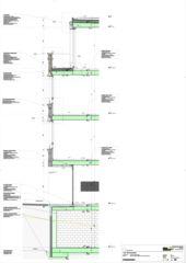 Detail Grossmatt Hergiswil Neubau MFH Grossmatt, Hergiswil von Philipp Wieting - Werknetz Architektur