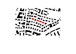 Plan de masse Ersatzneubau Siedlung Gorwiden, Zürich de ERP Architekten AG