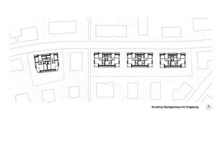 Combles Ersatzneubau Siedlung Gorwiden, Zürich de ERP Architekten AG