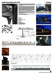 PLAKAT A0 Bushof Schwerzenbach Bushof Schwerzenbach von 10:8 Architekten GmbH