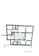 plan 2ème étage Maisons Duc de Gaymenzel sàrl